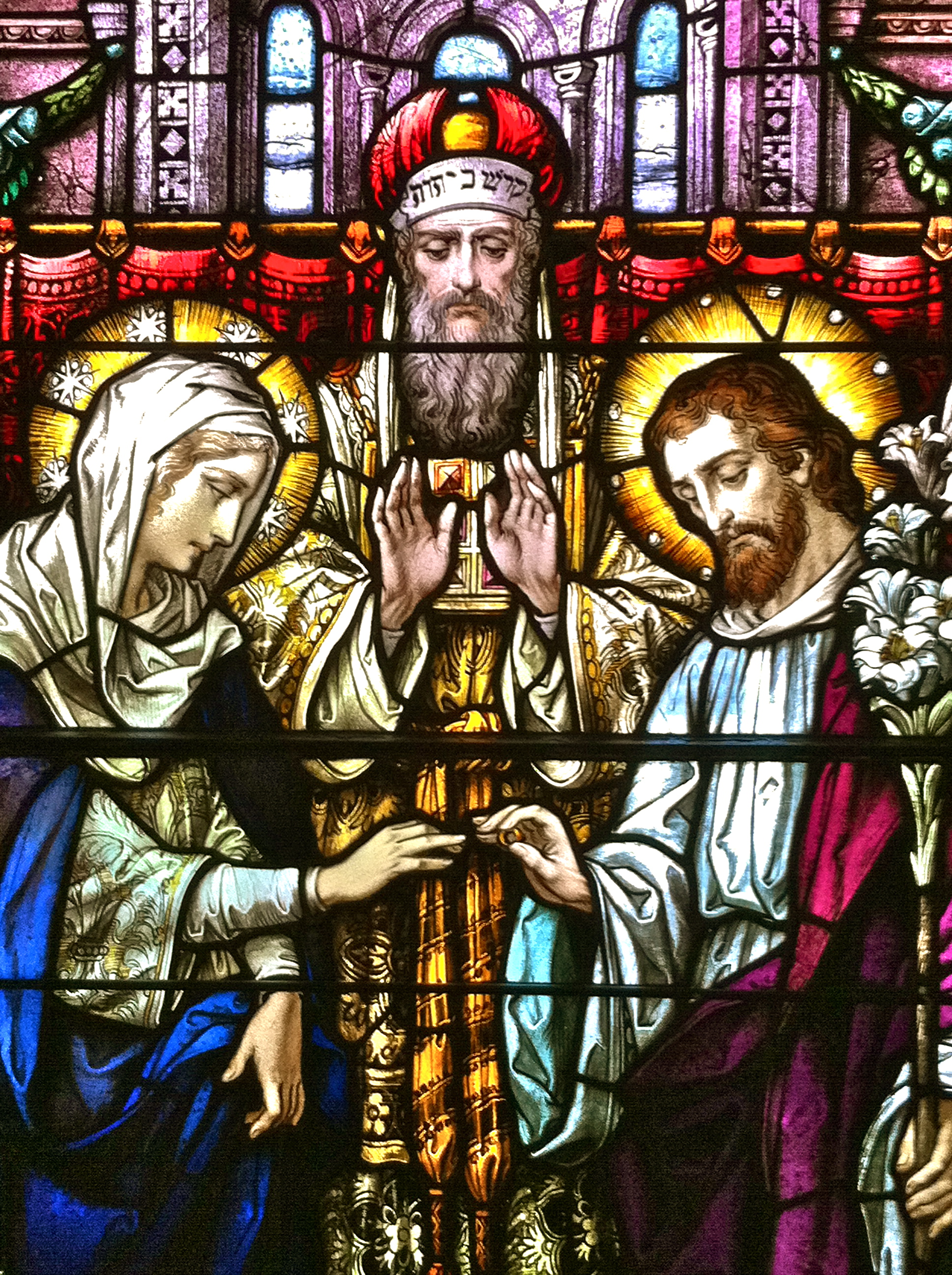 the sacrament of marriage in christianity We do not normally associate the holy eucharist with marriage and the family but we should without the eucharist, there would not be a livable sacrament of matrimony or a stable christian family what are we saying we are saying that christ intended these.