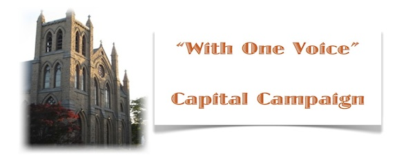 With One Voice (Capital Campaign)