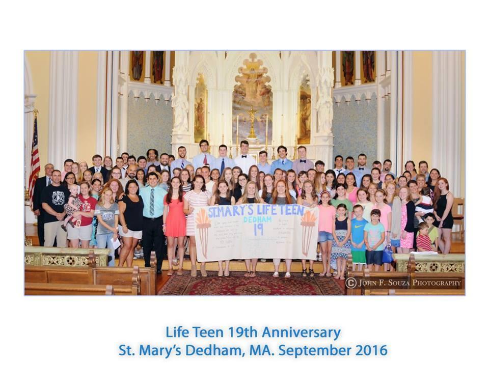 Grades 9-12 (Life Teen)